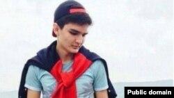 Джасур Ибрагимов, которого забили до смерти в медицинском колледже в Ташкенте.