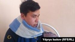Омурбек Калмурзаев.