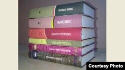 Dünya Ədəbiyyatı Kitabxanasından altı yeni kitab.
