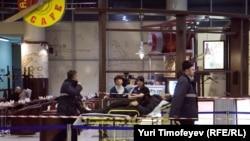 """Пострадавший в результате теракта в аэропорту """"Домодедово"""""""