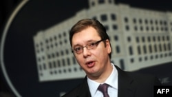 Aleksandar Vucic will almost certainly be Serbia's next Prime Minister