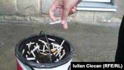 Moldova - smoking image, generic