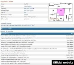 Имя Александра Удодова – самое последнее в списке владельцев недвижимости в этом доме