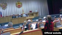 Чуашстан парламенты утырышы