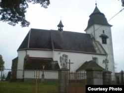Чигоштский храм сегодня