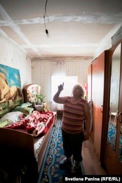 Екатерина Токарева в своем новом доме
