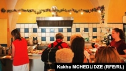იაფი რესტორანი კრაკოვში