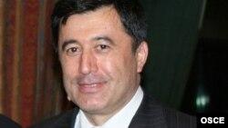 Ўзбекистон Ташқи ишлари вазири ўринбосари Владимир Норов.