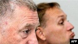 Особенный интерес Михаил Барщевский проявил к кандидатуре Андрея Лугового – второго номера в списке ЛДПР