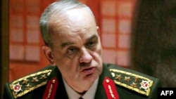 Бывший начальник генерального штаба Турции Илькер Башбуг в июле 2009 года.
