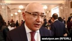 Председатель ЦИК Тигран Мукучян