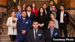 Участники Waynah European Youth Development Union (Wey-Du)