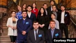Участники Waynah European Youth Development Union (Wey-Du)