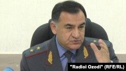 Генерал Рустам Назарзода
