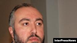 Reintegration Minister Temur Iakobashvili