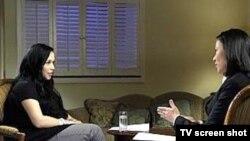 Знаменитая многодетная американка дала первое интервью