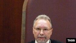 Владимир Ярославцев вышел из Совета судей КС России