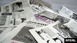 Moldova - Newspapers, generic 11Nov2009