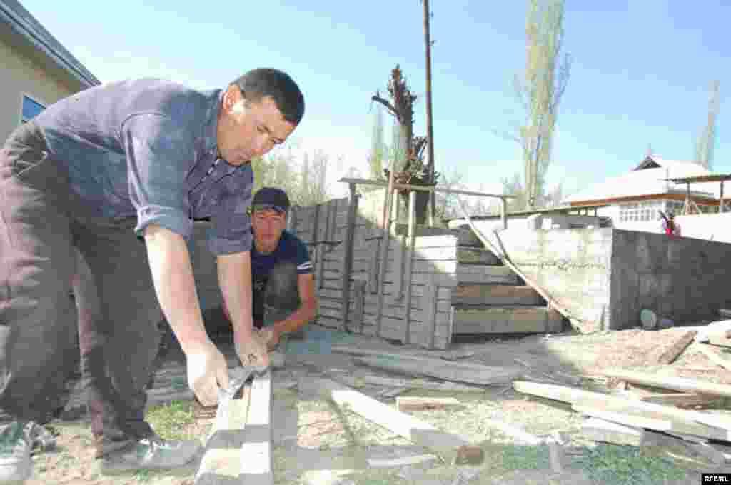 Кыргызстан. Ошская область. Село Папан. #11