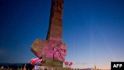 Памятник защитникам Вестерплатте
