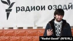 Шаҳбоз Шарипов.