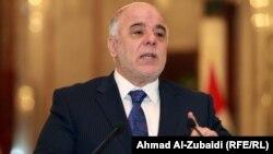 Ирачкиот премиер Хајдар ал Абади.