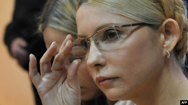 Yulia Tymoshenko has been jailed for seven years