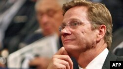 German Foreign Minister Guido Westerwelle will be in the region for three days