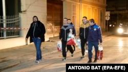 Pomoć za pogođene u potresu u Petrinji