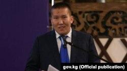 Эсенкул Момункулов.