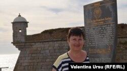 Валентина Урсу в Порту, Португалия