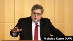 ویلیام بار، دادستان کل آمریکا