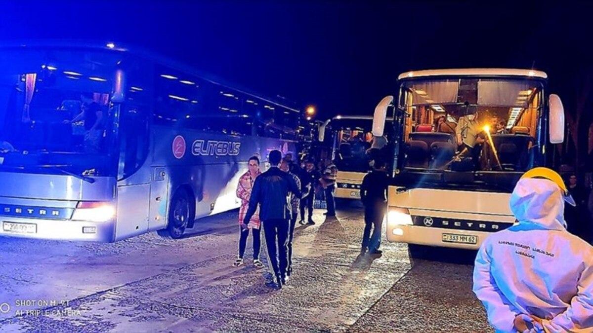 More Armenians Evacuated From Turkey