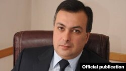Министр культуры Армении Армен Амирян (архив)