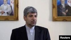 Представитель МИД Ирана Рамин Мехманпараст