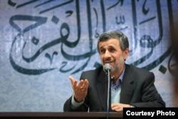 Bivši iranski predsjednik Mahmoud Ahmadinedžad