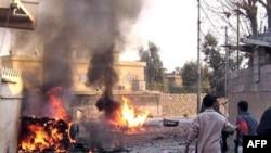 مقام های پلیس عراق می گويند در جريان درگيری ميان پليس با شيعيان مسلح وابسته به «جند السماء»در جنوب عراق، ده ها نفر کشته و دستکم ۱۰۰ نفر زخمی شدند.