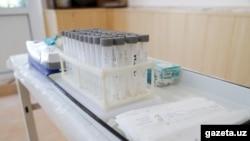COVID-19 - коронавирус инфекциясини аниқлаш учун олинган таҳлил намуналари, май, 2020, Тошкент