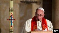 Papa Françesku, (ARKIV)