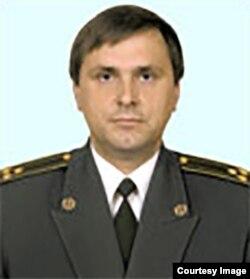 Заместитель начальника Госнаркоконтроля по г. Москве, затем ФСКН по г. Москве полковник полиции Дмитрий Фёдоров