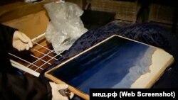 Правоохоронці заявили, що знайшли викрадену картину