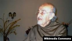 Iranian political activist Ahmad Sadr Haj Seyed Javadi