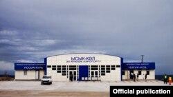 Международный аэропорт «Иссык-Куль», Тамчи. Архивное фото.