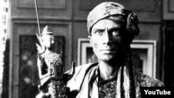 """Конрад Фейдт в фильме """"Страх"""", 1917"""