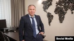Омский предприниматель Денис Клевакин, обвиненный ФСБ в контрабанде наркотиков.