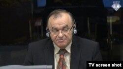 Tomislav Puhalac na suđenju Ratku Mladiću