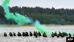 Учения НАТО BALTOPS в Эстонии