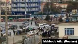 Кабул, архивска снимка