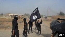 Militantë të Shtetit Islamik
