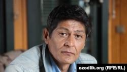 Журналист Узбекской редакции «Голоса Америки» Малик Мансур (Абдумалик Бабаев).